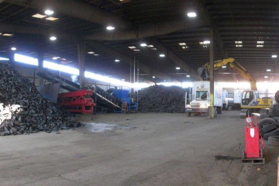 Tire Disposal and Recycling facility image