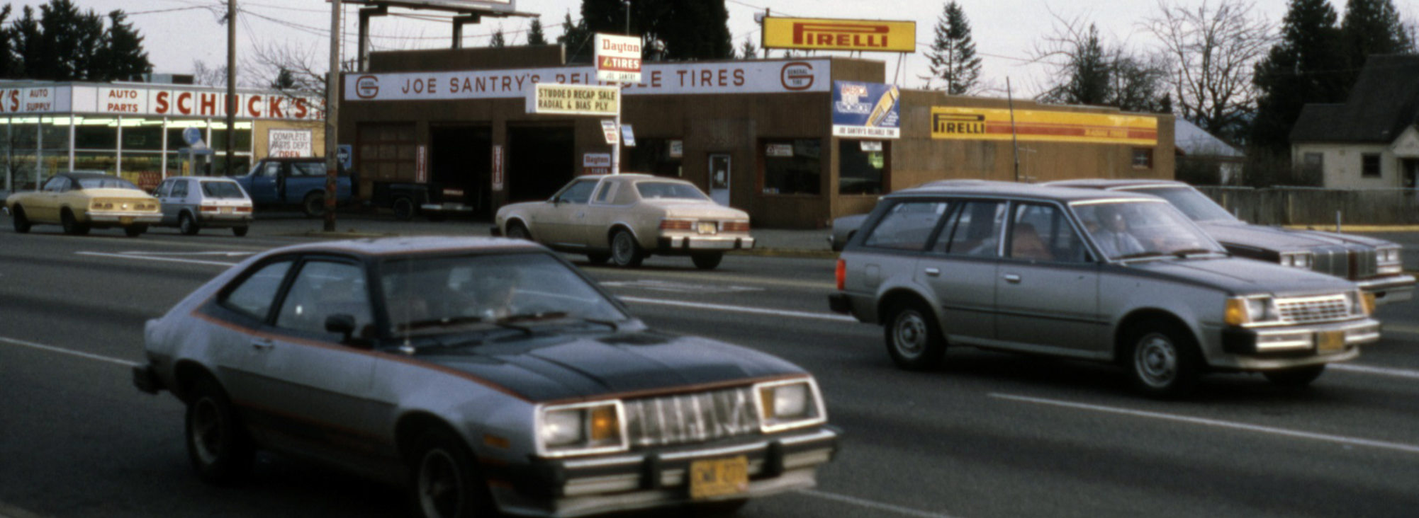 82nd and Division: 1985