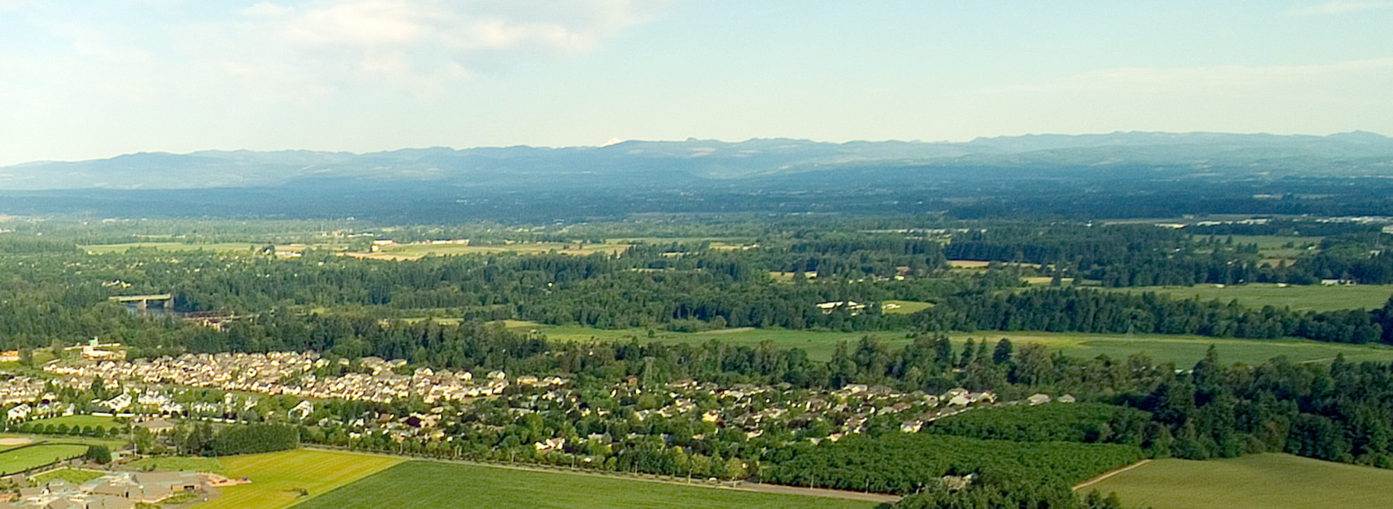 Wilsonville and the French Prairie