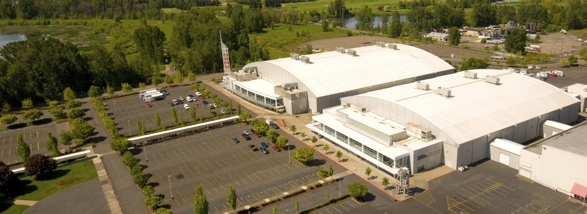 Expo Center aerial