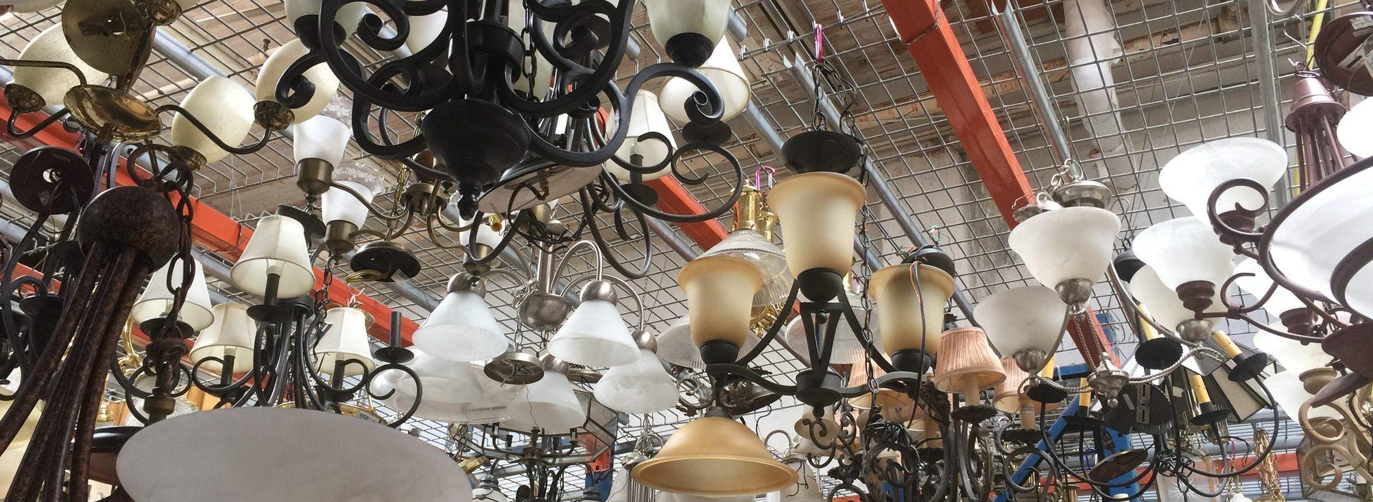 Image of lighting store