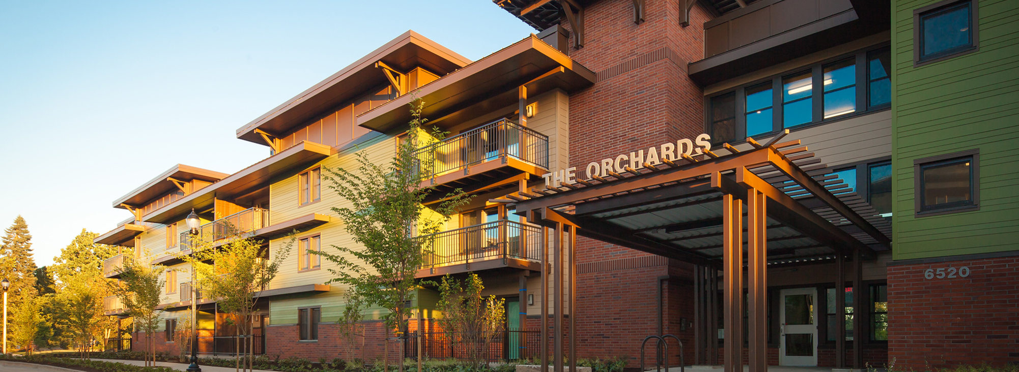 Orchards at Orenco I apartments in Hillsboro