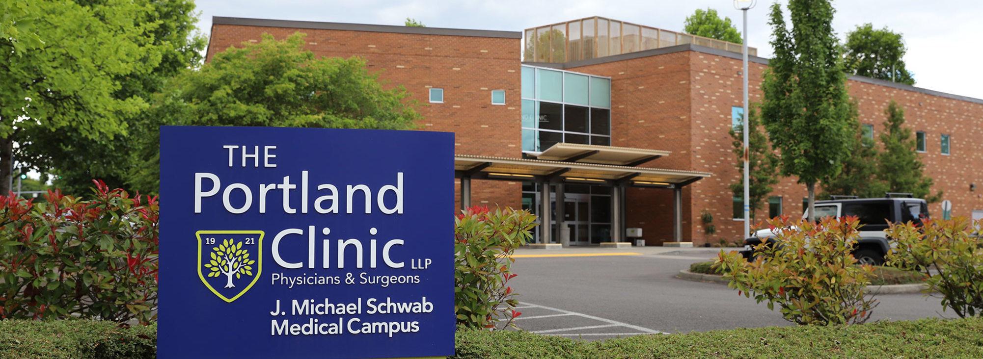 una de las clinicas de The Portland Clinic