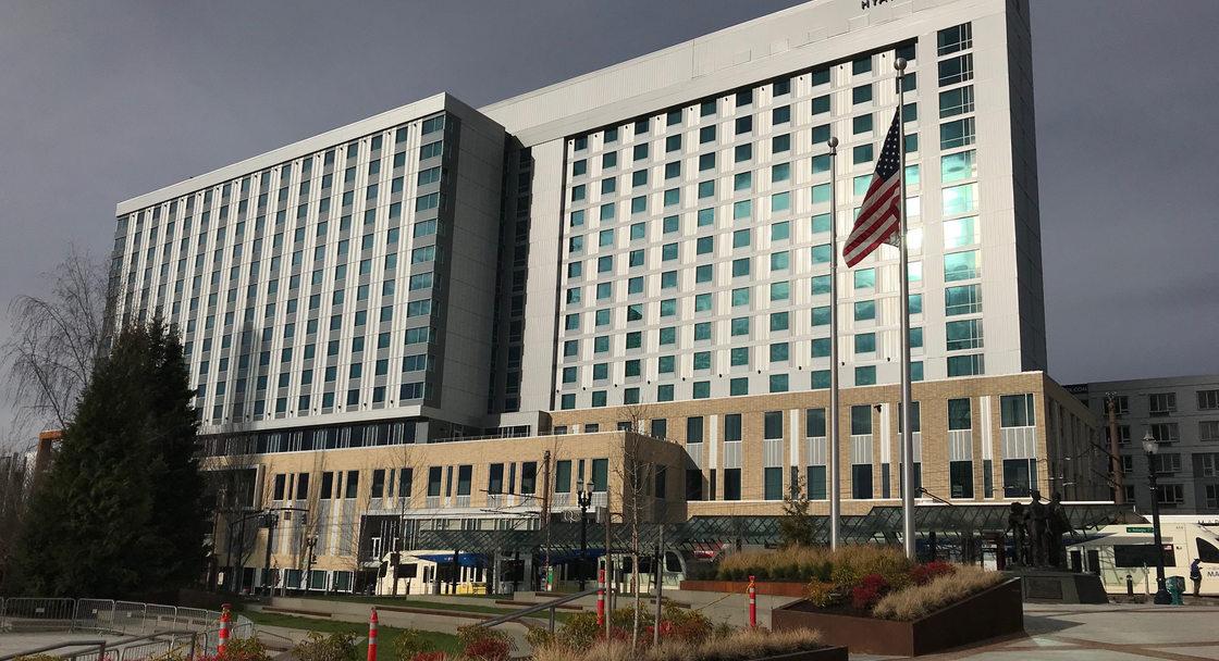 Hyatt Regency Portland at the Convention Center hotel