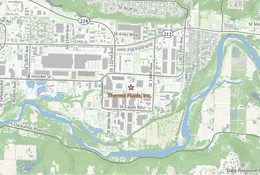 Thermo Fluids Inc. facility location map